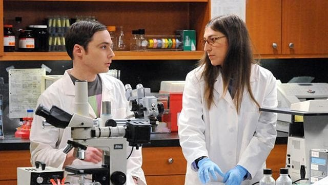 The Big Bang Theory Cast stiftet Stipendium