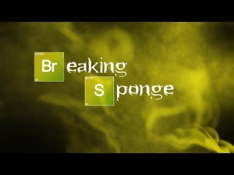 Breaking Sponge