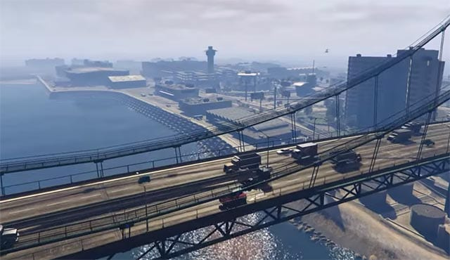 Full House in GTA V