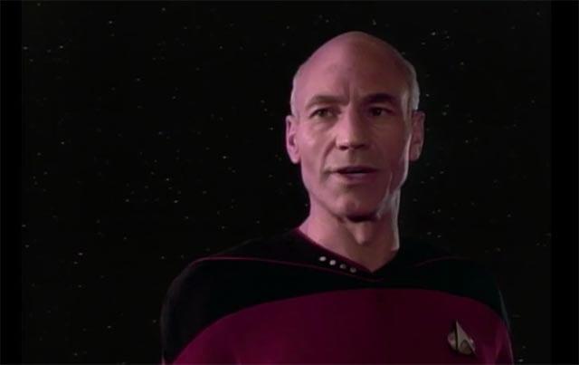 Jean-Luc Picard Remix