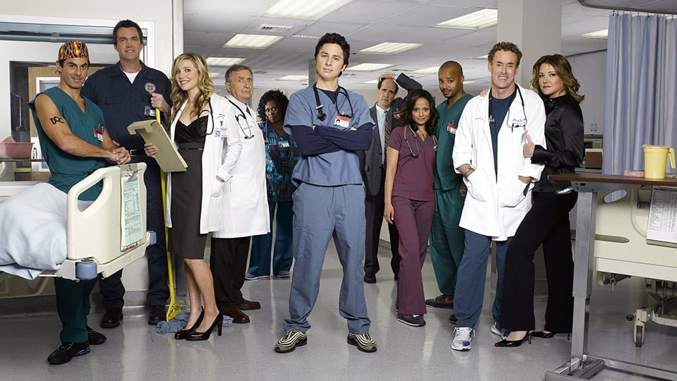 Musik in: Scrubs (Bill Lawrence)