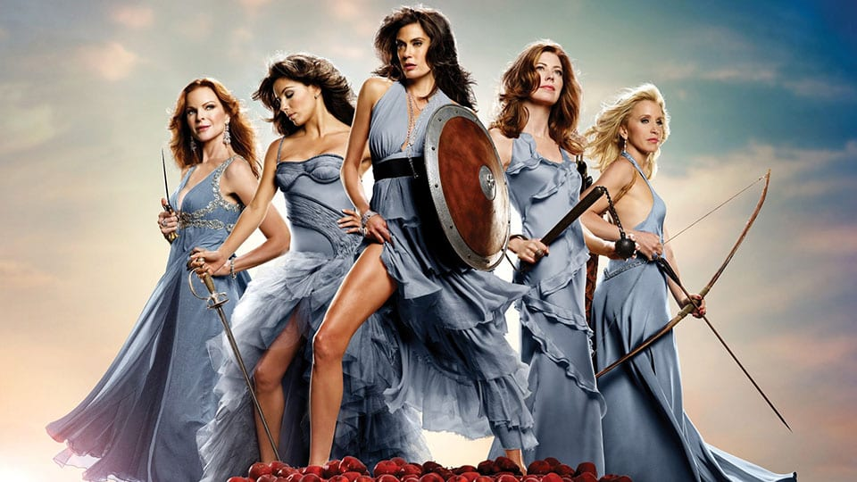 Musik in: Desperate Housewives (Marc Cherry)