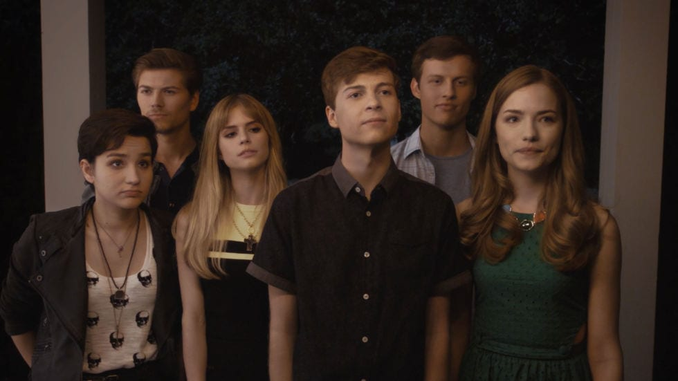 MTV's Scream – der Cast