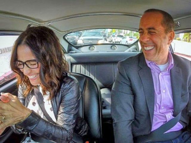 Seinfeld Reunion: 17 Minuten im Aston Martin