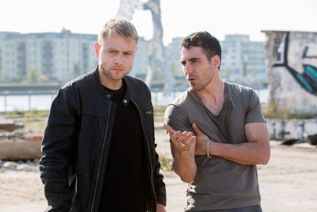 Sense8 –Max Riemelt und Miguel Ángel Silvestre