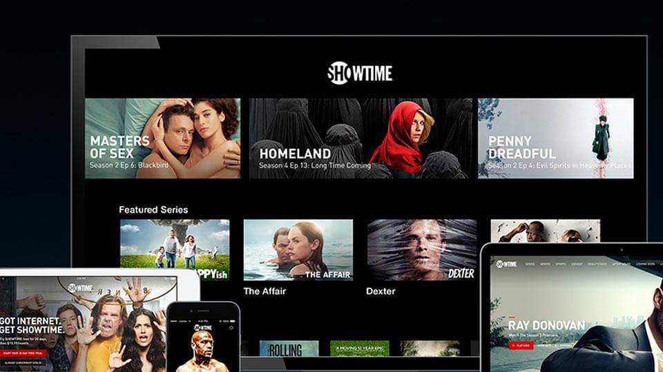 Showtime startet eigenen Online-Dienst
