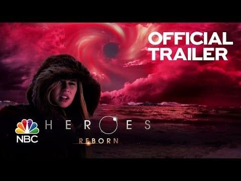 Heroes Reborn – 3 Minuten Trailer