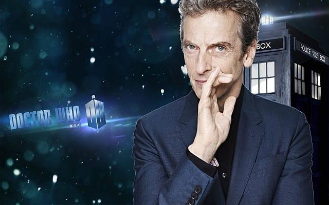 Peter Capaldi – ein wahrer Dr. Who Fanboy