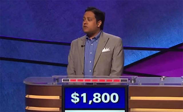 Jeopardy-Host rappt Prince of Bel Air-Theme