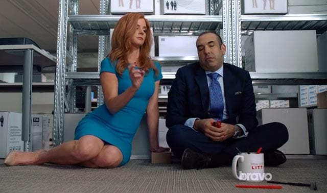 Suits S05E05 – Toe to Toe
