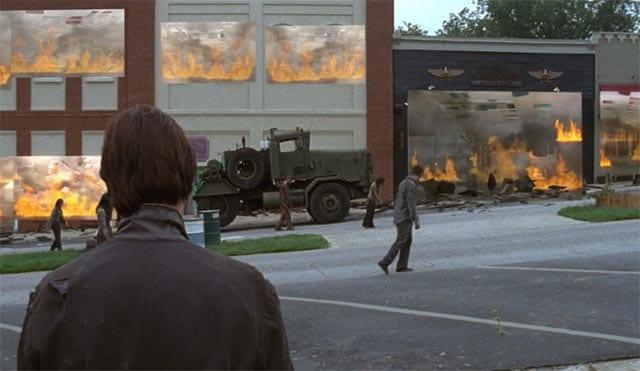 Best of The Walking Dead Special Effects