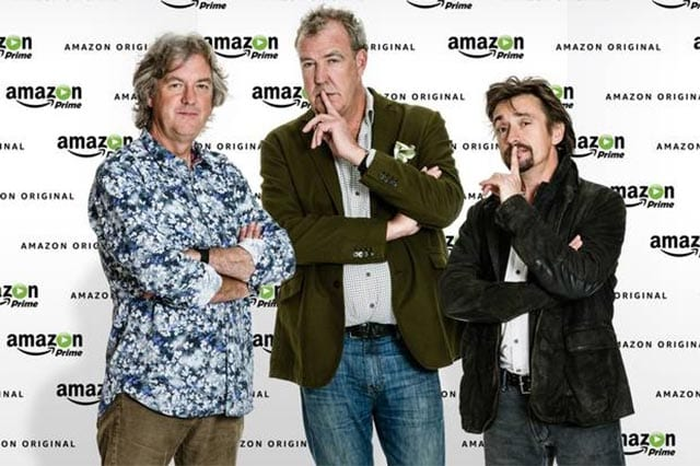 Top Gear landet bei Amazon Prime!