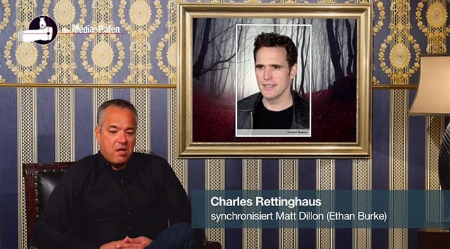 Wayward Pines-Synchronsprecher im Interview