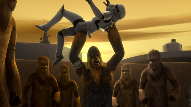 Star Wars Rebels: So startet die 2. Staffel