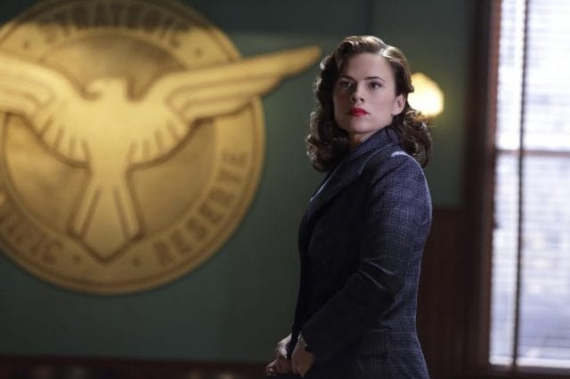 Agent Carter: Hayley Atwell im Interview