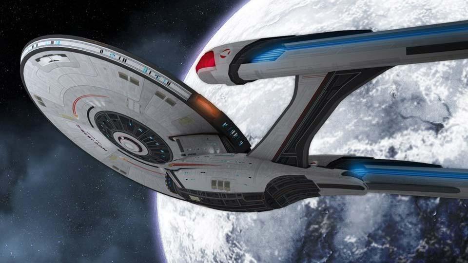 Fan pitcht Star Trek Serie