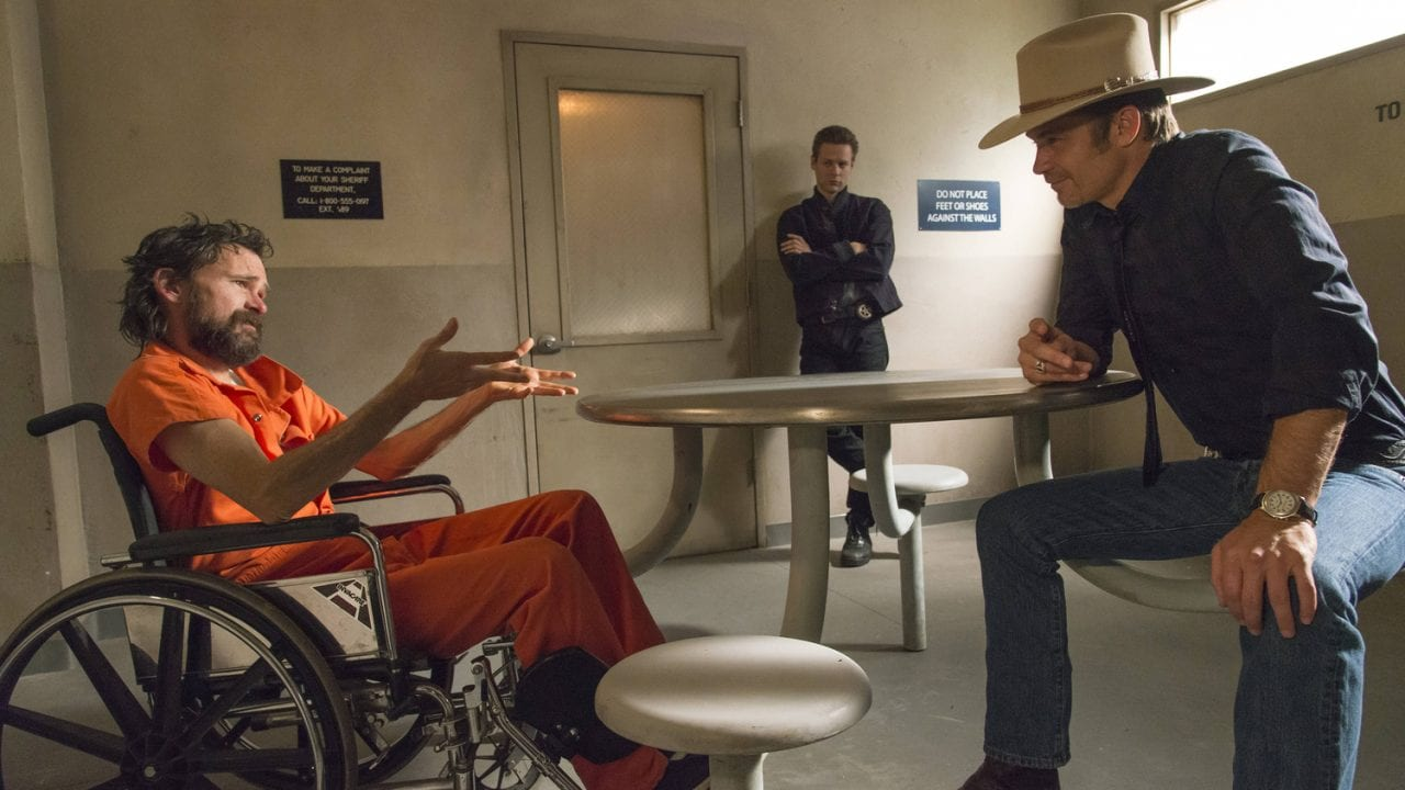 Justified S06E04 – The Trash and the Snake