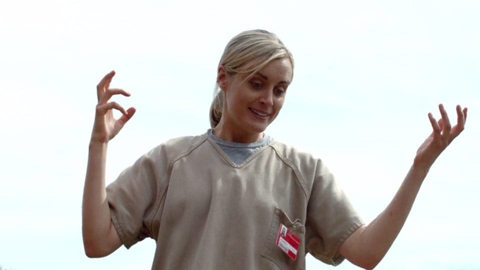 Orange Is The New Black S03E08 – Fear, and Other Smells