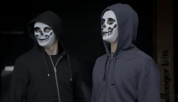 Scream © MTV