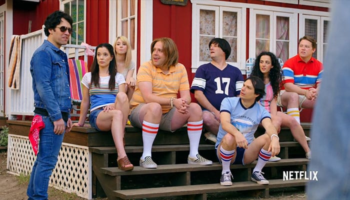 Wet Hot American Summer: First Day of Camp – Trailer