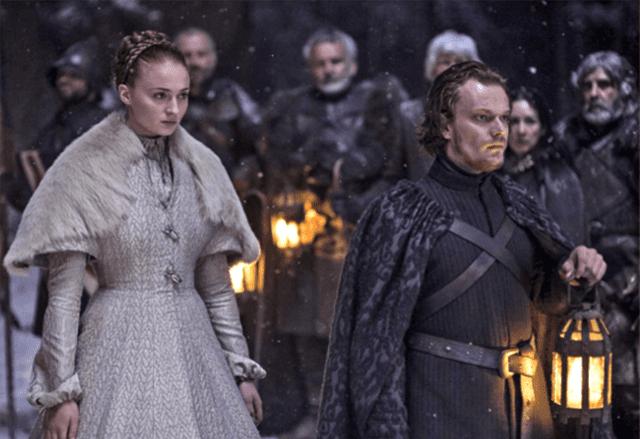 Sophie Turner verrät Detail zu Sansas Hochzeit