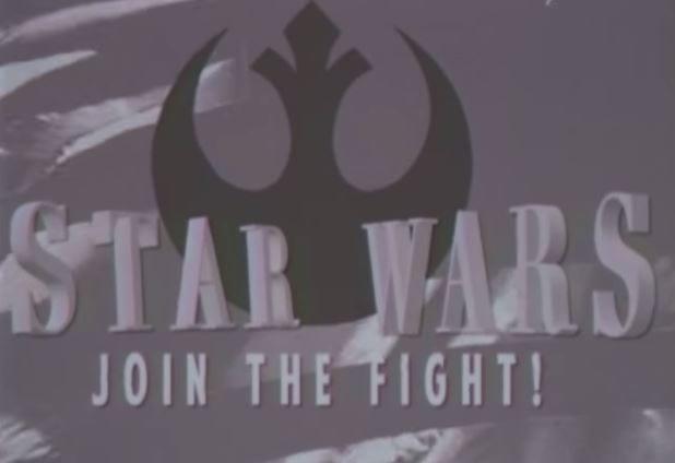 Star Wars im WW2 Look