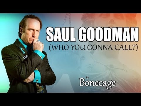 Better Call Saul meets Ghostbusters