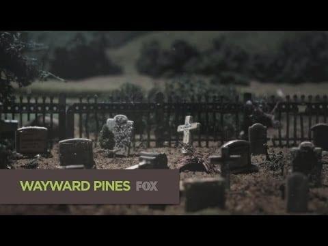 Wayward Pines: Die Idee hinter der Titelsequenz