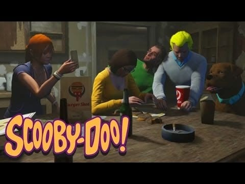 Scooby Doo in GTA V