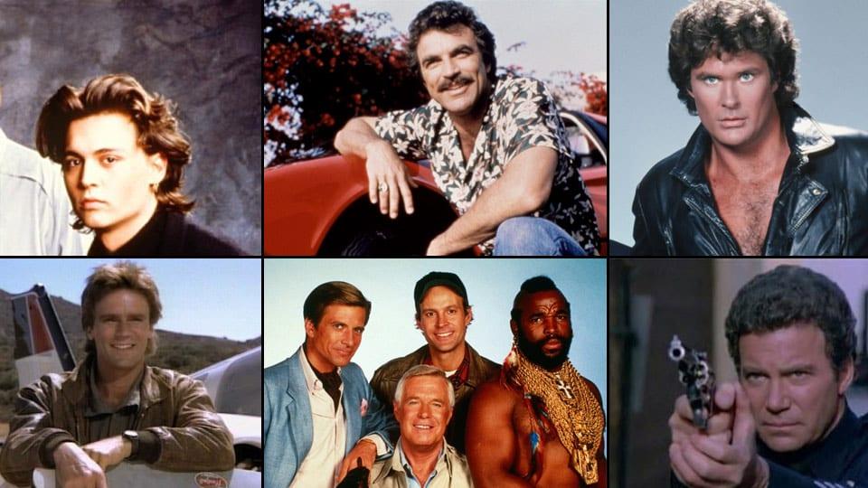 Das coolste 80er Jahre Serien-Intro?