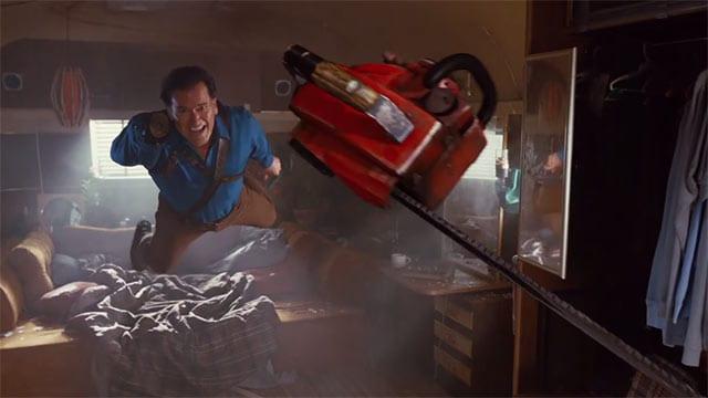 Neuer Ash vs Evil Dead-Trailer