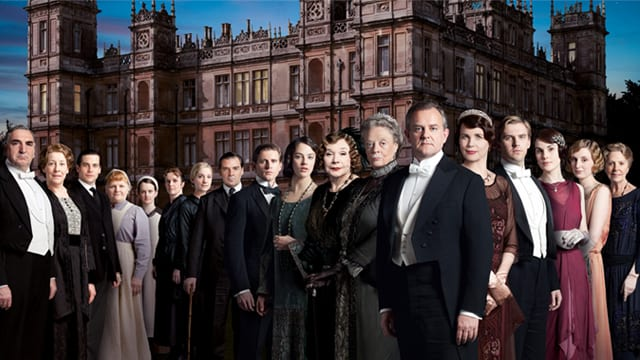 "Downton Abbey: ""I will miss the peace of it"""