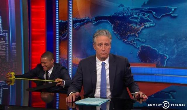 Die letzte Daily Show mit Jon Stewart