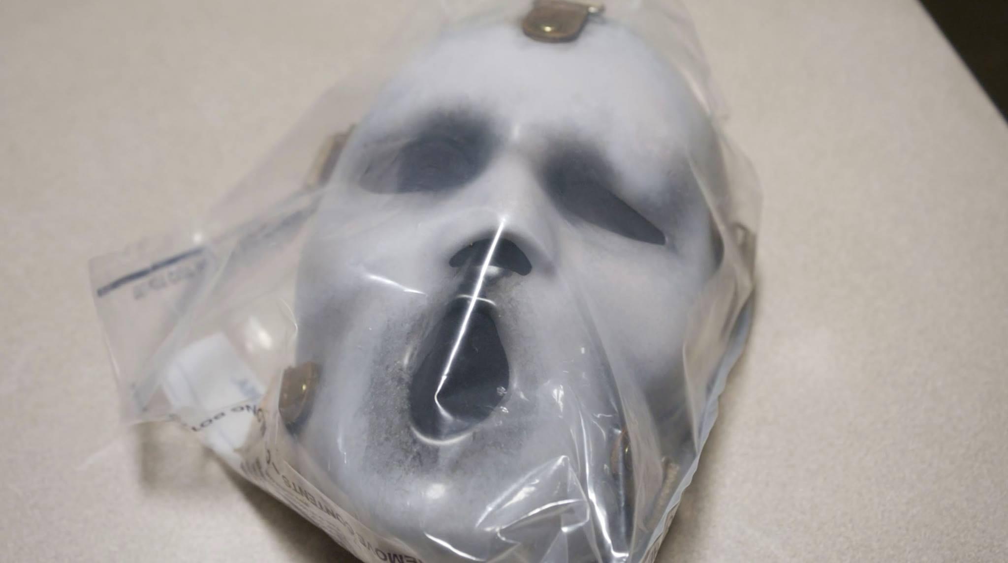 Scream – Mask © MTV