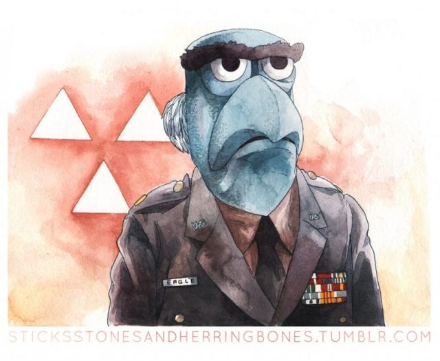 Major-Garland-the-Eagle-Twin-Peaks-Muppet-6-785x644