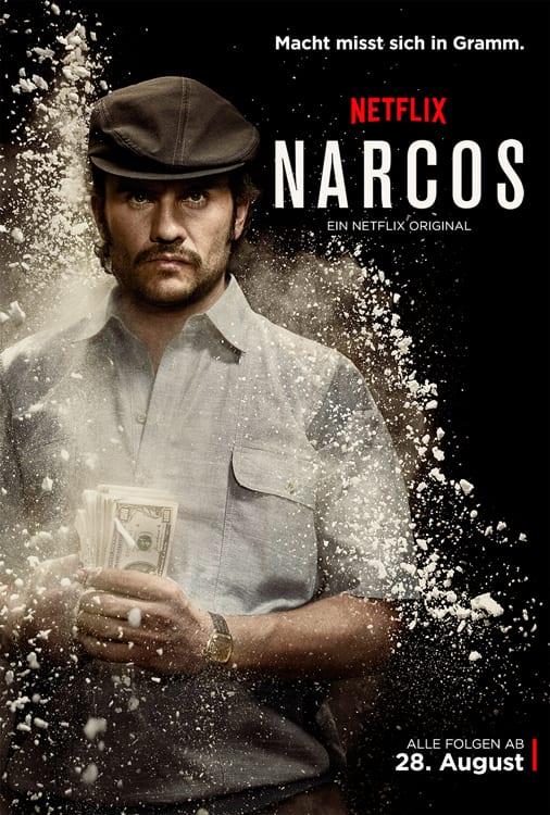 Narcos – Gustavo © Netflix