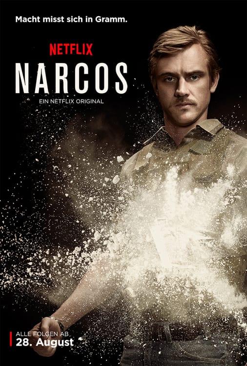 Narcos – Murphy © Netflix