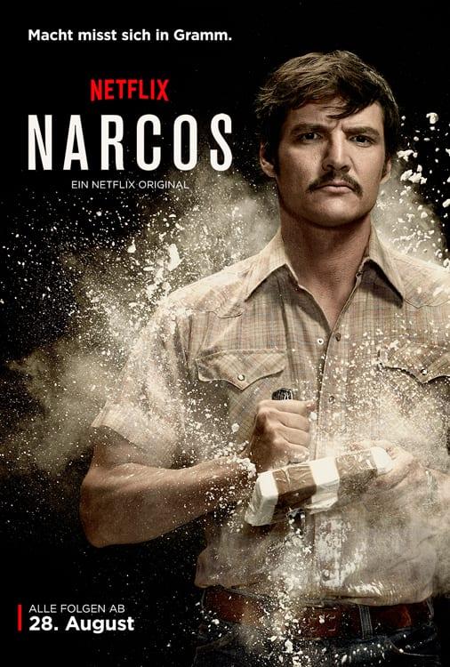 Narcos – Pena © Netflix