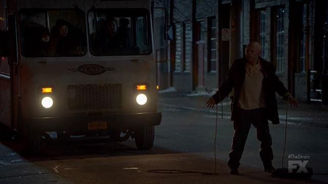 The Strain S02E04 – The Silver Angel