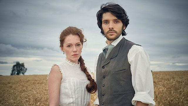 Colin Morgan ist Hauptdarsteller in neuer BBC Serie The Living and the Dead