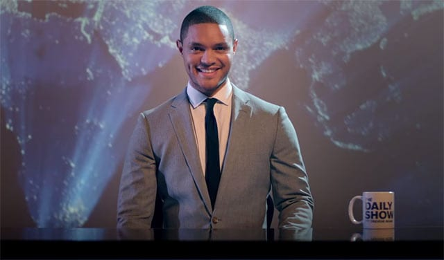 The Daily Show with Trevor Noah: erster Teaser