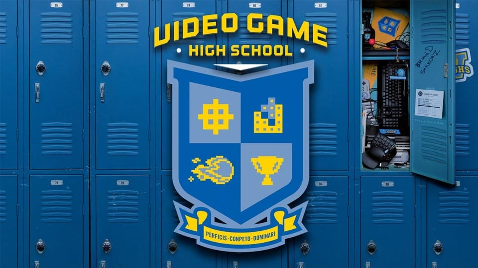 Serien Tipp Video Game High School Review Und Komplette