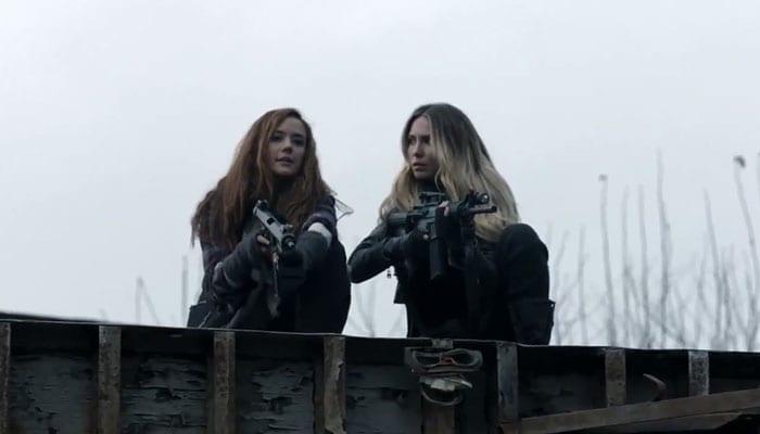 Falling Skies – Isabella und Maggie © TNT