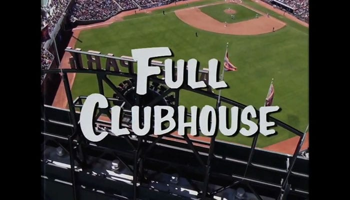 San Francisco Giants – Full Clubhouse
