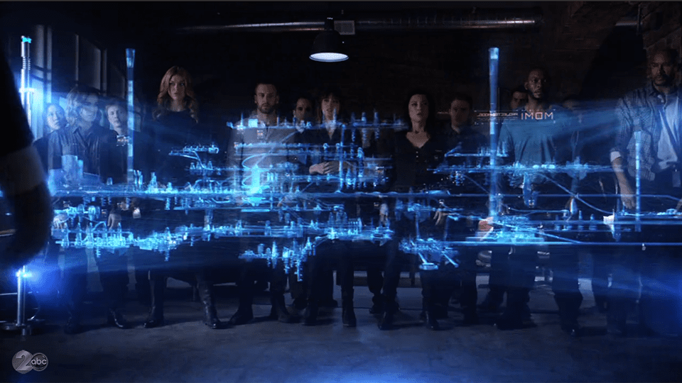 Agents of S.H.I.E.L.D. S02E07 – The Writing on the Wall
