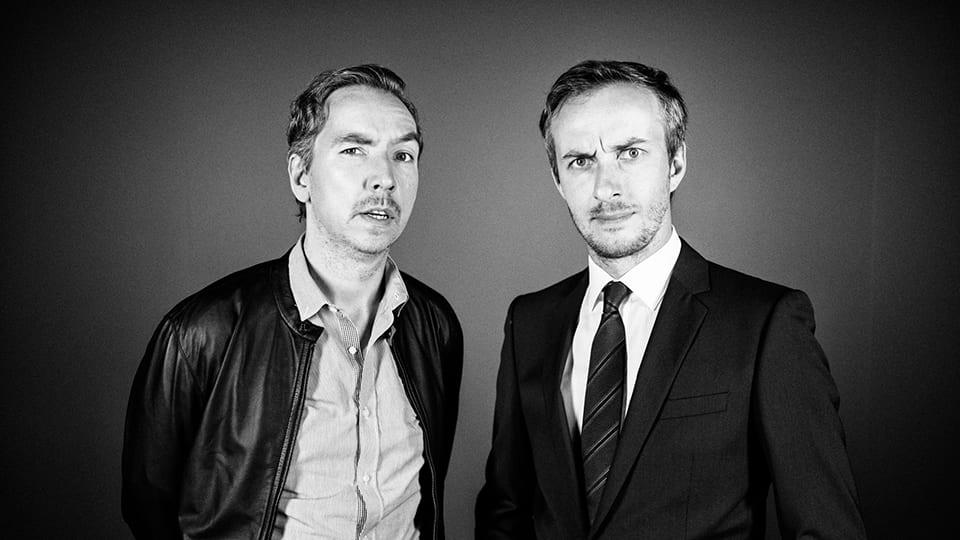 Schulz & Böhmermann ab Januar 2016 bei ZDFneo