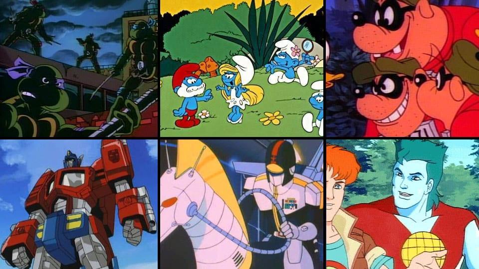 Zeichentrick Serie 90er