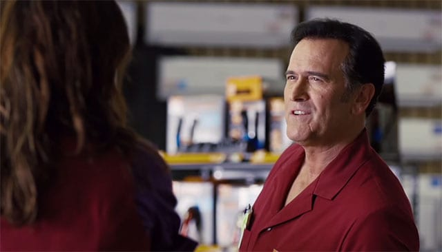 Ash vs. Evil Dead Character Featurettes