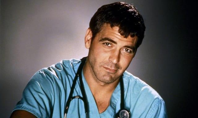 George Clooney als Doug Ross  Foto: The Guardian