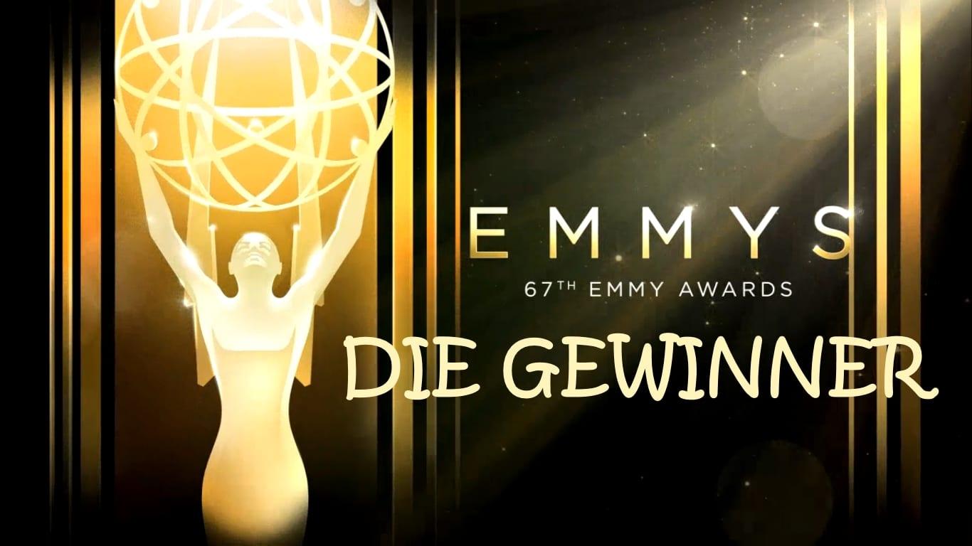 EmmyAwards2015Gewinner